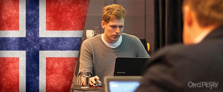 (CAPA) EDIÇÃO 80: Ola Amundsgaard - O Homem que mudou o poker na Noruega