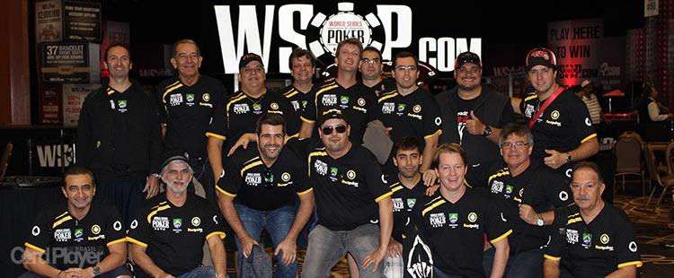 (CAPA) EDIÇÃO 83: BestPoker Team Brazil - BestPoker Team Brazil leva mais de 30 jogadores para a WSOP 2014