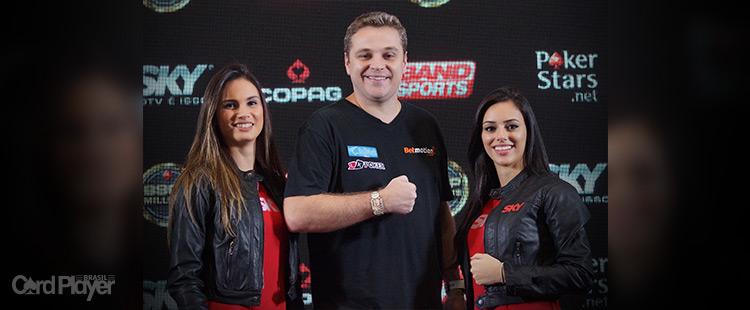 (CAPA) EDIÇÃO 89: Rodrigo Garrido - Voou baixo - Rodrigo Garrido é o Campeão Brasileiro de Poker 2014