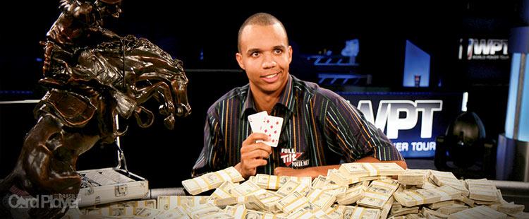 (CAPA) EDIÇÃO 9: Phil Ivey - Phil Ivey Consegue sua Primeira Vitória no World Poker Tour