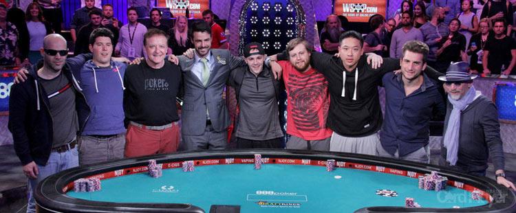 (CAPA) EDIÇÃO 97: November Nine 2015 - Conheça os finalistas do principal torneio de poker do mundo
